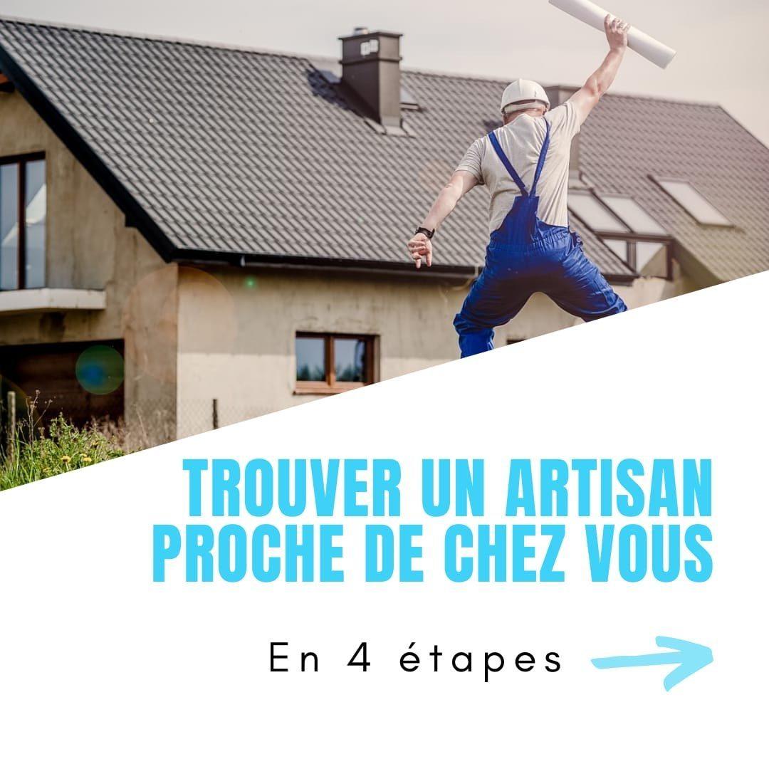 Trouver un artisan près de chez vous en 4 étapes